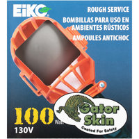 EiKO® 100A/RS/TF 100 Watt 130V Light Bulbs 2 ct Box