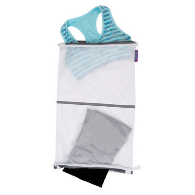 Woolite Sanitized 2 Compartment Wash Bag