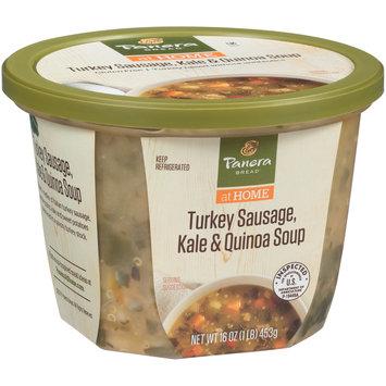 Panera Bread® at Home Turkey Sausage, Kale & Quinoa Soup