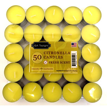 Americandirect Citronella Tea Light Candle
