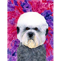 East Urban Home 2-Sided Garden Flag Dog Breed: Dandie Dinmont Terrier