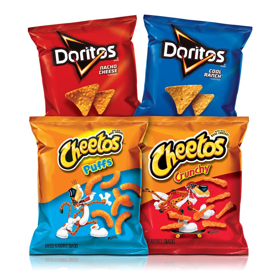 Frito Lay® Variety Pack Snacks 44-0.969 oz. Bags