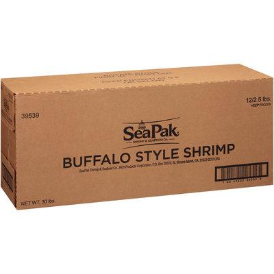 SeaPak™ Buffalo Style Shrimp 12 ct Box