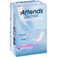 ADLINER Attends® Discreet Liners 28 ct Pack