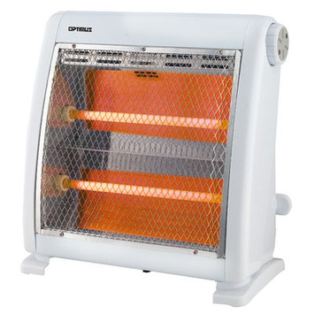 Optimus 800 Watt Portable Electric Infrared Compact Heater