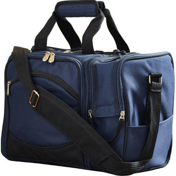 Latitude Run Malibu Picnic Tote for Two Color: Navy Blue