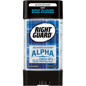 Right Guard® Best Dressed Collection™ Alpha Antiperspirant 4.0 oz. Stick