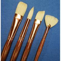Princeton Artist Brush Natural Bristle Round Brush (Set of 2) Size: 16