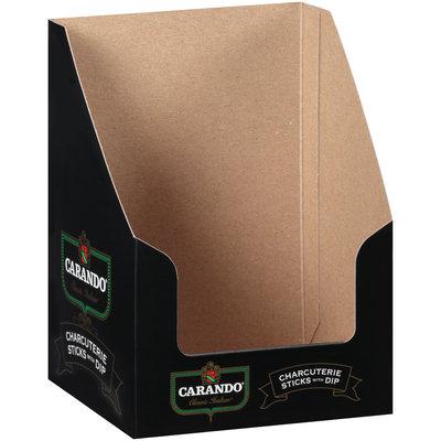 Carando® Imported Prosciutto and Fresh Mozzarella with Apricot Sauce 2 oz. Plastic Container