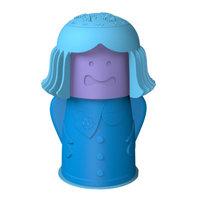 New Metro Design Chilly Mama Baking Soda Fridge And Freezer Odor Absorber & Freshener Holder, Blue