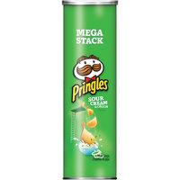 Pringles® Sour Cream & Onion Potato Crisps 7.1 oz. Canister