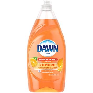 Dawn Ultra Antibacterial Hand Soap, Orange, 28 fl oz