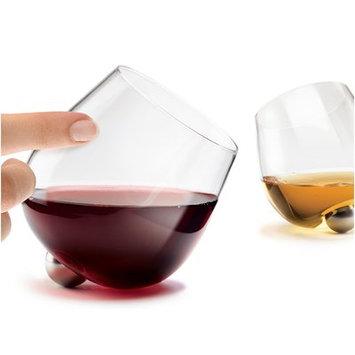 Latitude Run Driskell Glass 12 oz. Stemless Wine Glass
