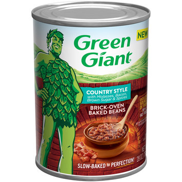 Green Giant® Country Style Brick Oven Baked Beans 28 oz. Can