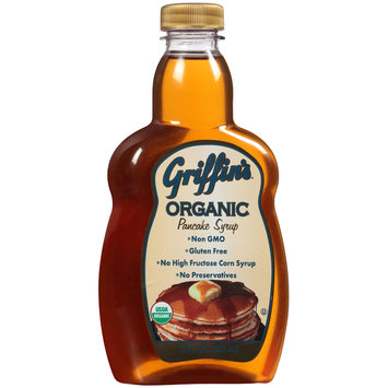 Griffin's® Organic Pancake Syrup 12 oz. Bottle