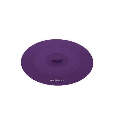 Rachael Ray 9.25-Inch Medium Suction Lid, Purple