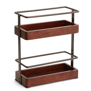Paradigm Cobble Hill Two-Tier Caddy