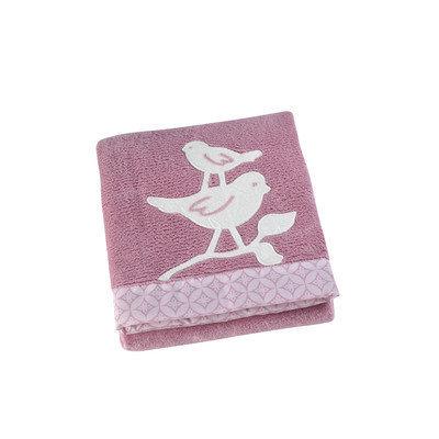Babies R Us Sadie & Scout Bird Applique Plush Blanket