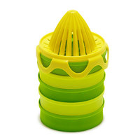 Full Circle Lemon Drops Party Pack Infuser, Yellow/Lime and Green/Green, 5 Ct