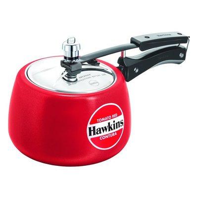 Hawkins 3-Qt. Contura Pressure Cooker Color: Red