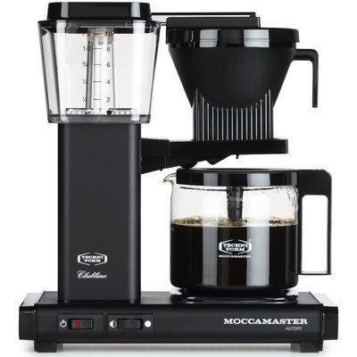 Technivorm Moccamaster KBG-741 Coffee Brewer - Matte Black