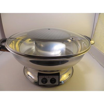 City St 4.44-Qt. Hot Pot Food Steamer with Lid