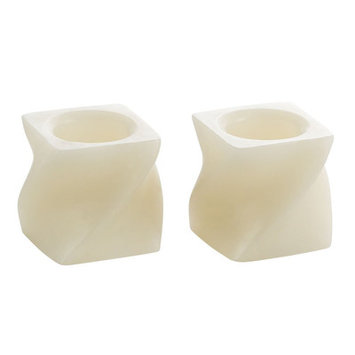 Paradise Garden Lighting Scent Flameless Candle (Set of 2)