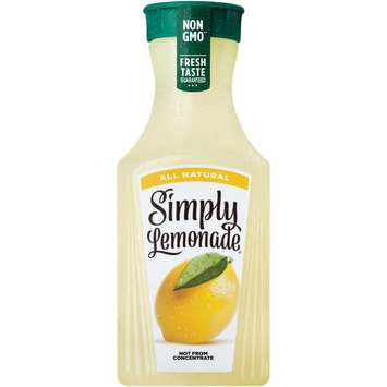 Simply Lemonade® Juice Drink 32 fl. oz. Bottle