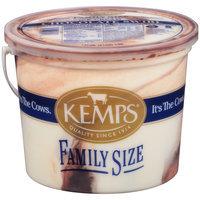 Kemps® Reduced Fat Chocolate Swirl Ice Cream 1.03 gal. Pail