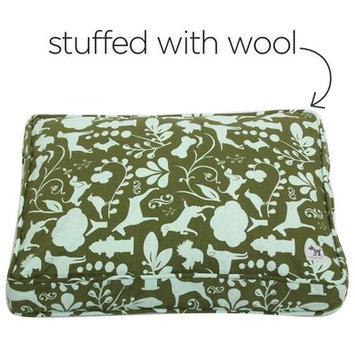 Molly Mutt Sheepy Dog Pillow Size: Large (24