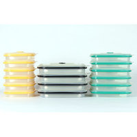 Rebrilliant 32 Piece Collapsible Food Storage Container Set