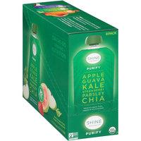 Shine Organics™ Purify Fruit & Vegetable Blend 8-4.22 oz. Pouches