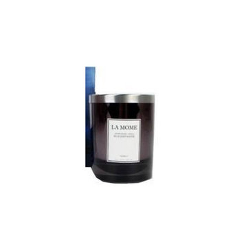 Lamome Blue Deep Water Soy Wax Scented Candle
