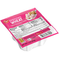 Post® Shredded Wheat Frosted Strawberry Cereal 1 oz. Bowl