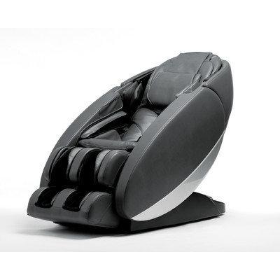 Human Touch NovoXT Zero Gravity Massage Chair Upholstery: Gray