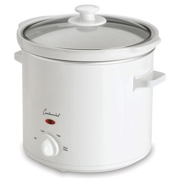 Sed International Inc Continental Electric CE33241 Cooker & Steamer - 1 gal