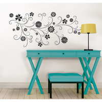 Brewster Wallcovering Floral Wall Stickers WPK1730