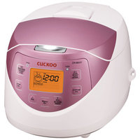 Cuckoo 6-Cup Electric Rice Cooker
