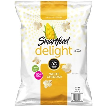 Smartfood® Delight® White Cheddar Popcorn