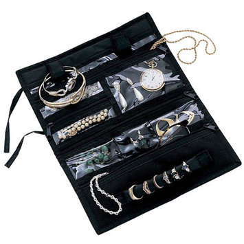 Rebrilliant Storage and Organization Roll Jewelry Pouch