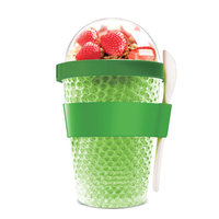 Adnart Chill Yo 2 Go Food Storage Container Color: Green