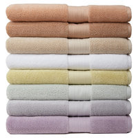 Alcott Hill 4 Piece Luxury Turkish Towel Set Color: Lilac