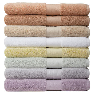 Alcott Hill 4 Piece Luxury Turkish Towel Set Color: Lilac
