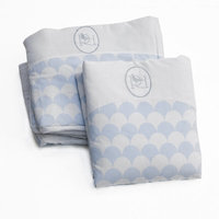 Collection Rosabel Abeona Cotton 2 Piece Crib Bedding Set