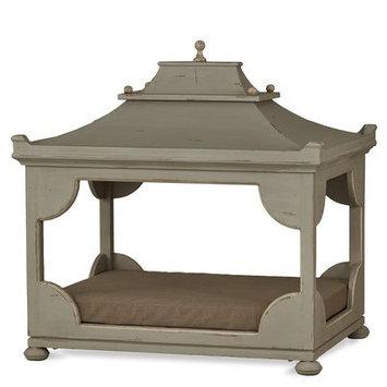 Bramble Co Steven Shell Brighton Doggie Bed Size: Large (45.67
