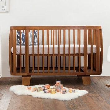 Bloom Retro Toddler Bed Rail Finish: Oak