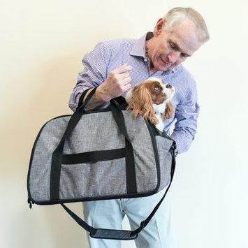 Gen7pets Carry Me Sleeper Pet Carrier Color: Heather Gray