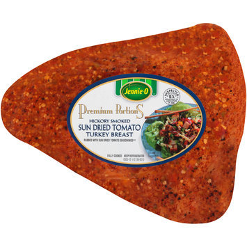 Jennie-O® Premium Portions Hickory Smoked Sun Dried Tomato Turkey Breast Pack