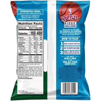 Ruffles® Jalapeno Ranch Flavored Potato Chips