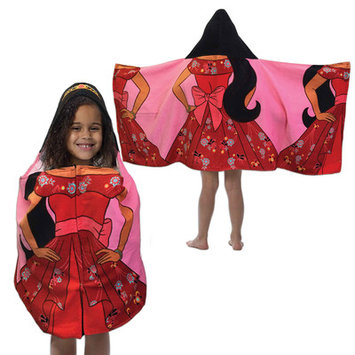 Jay Franco And Sons, Inc. Elena of Avalor Hooded Towel